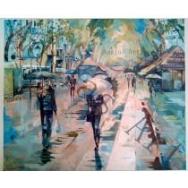 """Rambleando"" by Adelas Art - front view"