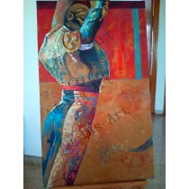 """La Maestranza"" by Adelas Art - front view"