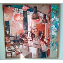 """Bar Lobo"" by Adelas Art - front view"