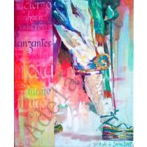 """Danzante de Huesca"" by  Adelas Art"
