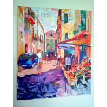 """Sicilia"" by Adelas Art - front view"