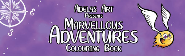 adelas art colouring book