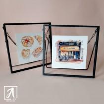 Le Petit Parisien framed prints